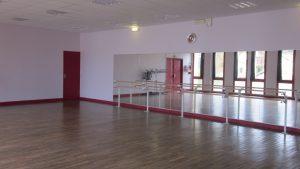 salle de danse du Gymnase (Viriville 38)